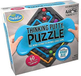 Think Fun Games - Thinking Putty Puzzle