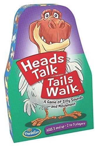 Think Fun Games - Heads Talk Tails Walk