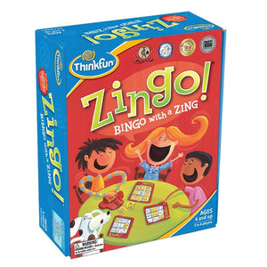 Think Fun Games - Zingo! English Version