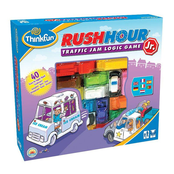 Think Fun Games - Rush Hour Jr.