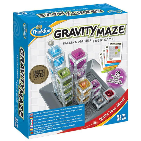 Think Fun Games - Gravity Maze