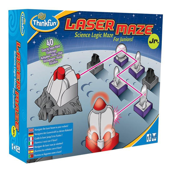 Think Fun Games - Laser Maze Jr.