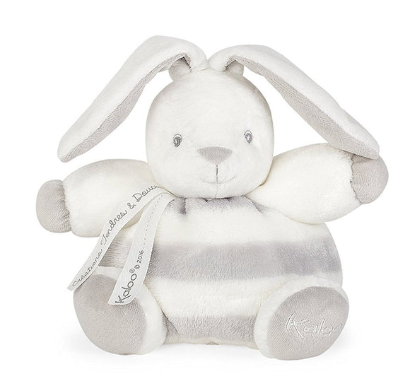 Bebe Pastel - Small Grey Rabbit - Jouets Choo Choo