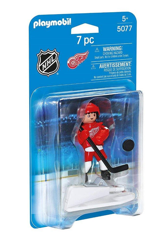 Playmobil NHL Detroit Red Wings Player 5077
