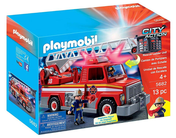 Playmobil Rescue Ladder Unit 5682