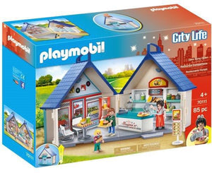 Playmobil Take Along Diner 70111