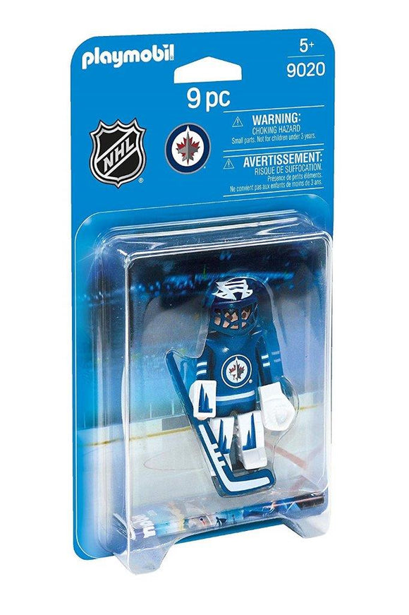 Playmobil NHL Winnipeg Jets Goalie 9020