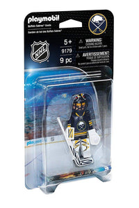 Playmobil NHL Buffalo Sabres Goalie 9179