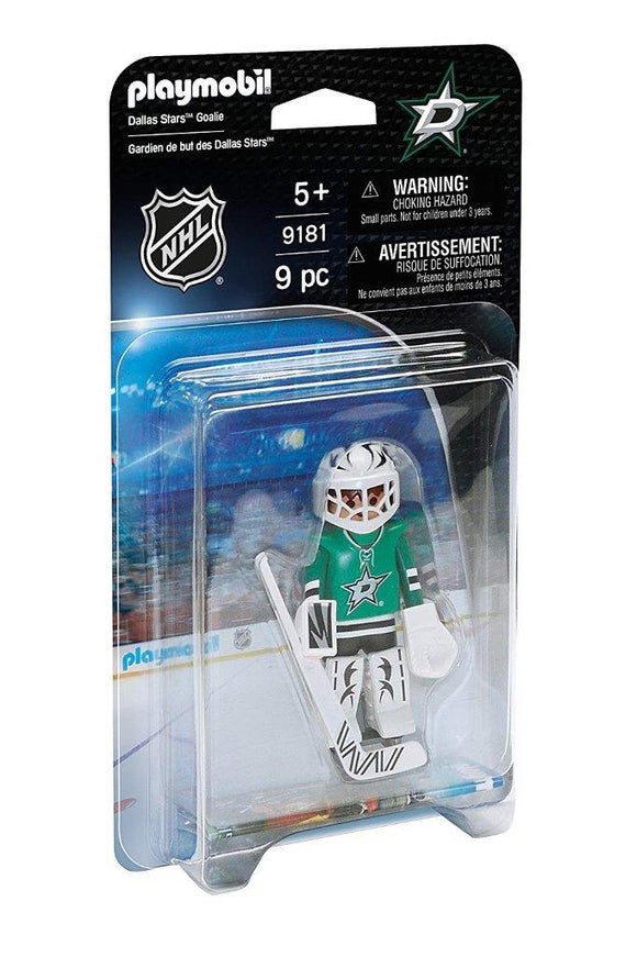 Playmobil NHL Dallas Stars Goalie 9181