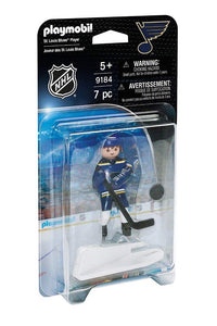 Playmobil NHL St. Louis Blues Player 9184