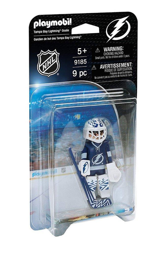Playmobil NHL Tampa Bay Lightning Goalie 9185
