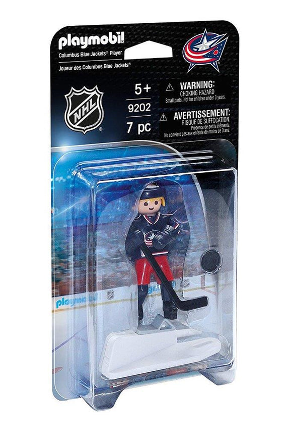 Playmobil NHL Columbus Blue Jackets Player 9202