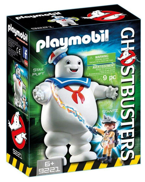 Playmobil Stay Puft Marshmallow Man 9221