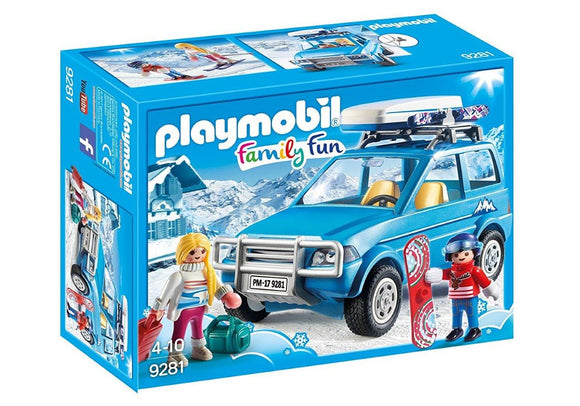 Playmobil Winter SUV 9281