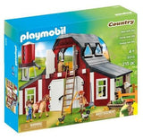 Playmobil Barn with Silo 9315