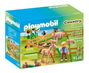 Playmobil Farm Animals 9316