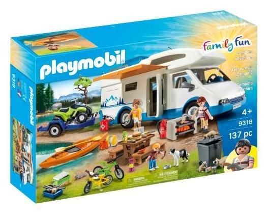 Playmobil Camping Adventure 9318