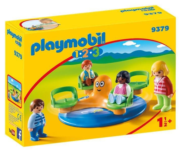 Playmobil Children's Carousel 9379