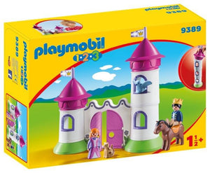 Playmobil Castle with Stackable Towers 9389