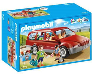 Playmobil Family Car 9421
