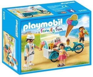 Playmobil Ice Cream Cart 9426