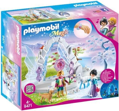 Playmobil Crystal Gate to the Winter World 9471