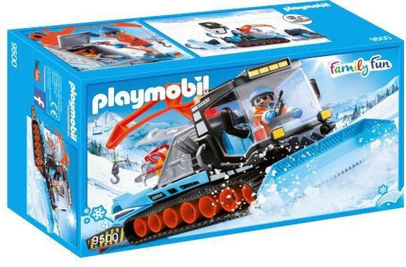 Playmobil Snow Plow 9500