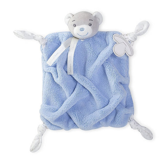 Plume - Blue Bear Doudou
