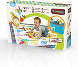 Yookidoo Baby Toy - Fiesta Playmat to Bag