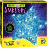 Creativity For Kids - String Art Star Light Craft Kit