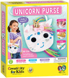 Creativity For Kids - Unicorn Purse Craft Kit