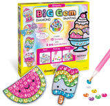Creativity For Kids - Big Gem Diamond Painting Sweets Craft Kit