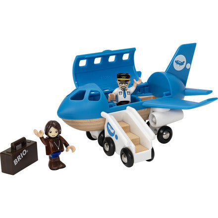 Airplane Boarding Playset - Jouets Choo Choo