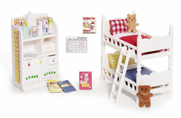 Children's Bedroom Set - Jouets Choo Choo