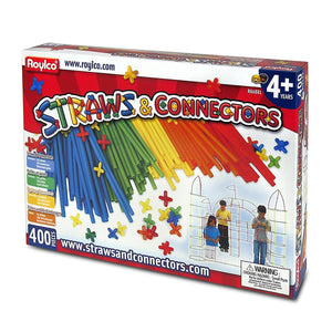 Straws & Connectors 400 pcs