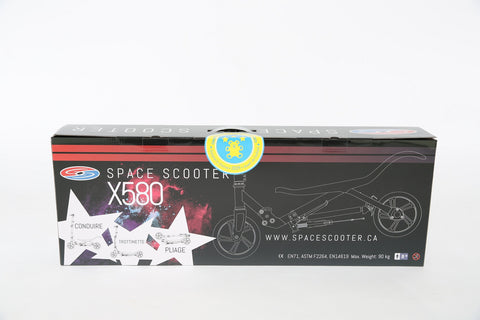 Space Scooter X580 - PINK