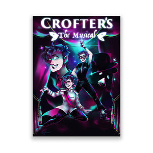 Crofters - The MUSICAL! Poster