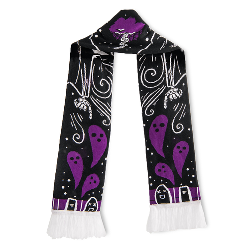 VIRGIL HOLIDAY SCARF