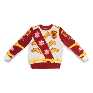 ROMAN HOLIDAY SWEATER