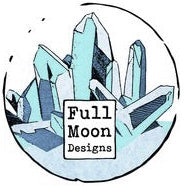 FULL MOON DESIGNS BRIXTON JEWELLERY SHOP HANDMADE CRYSTALS