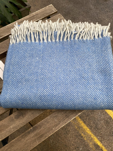 Recycled Wool Blankets - Full Moon Designs