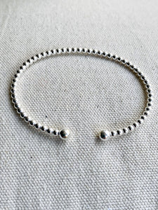 Bangle (Sterling Silver) - Full Moon Designs