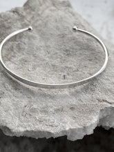 Load image into Gallery viewer, Bangle (Sterling Silver) - Full Moon Designs