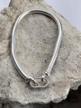 Load image into Gallery viewer, Bracelet Sterling Silver - Full Moon Designs