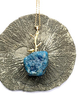 Load image into Gallery viewer, apatite necklace by full moon designs