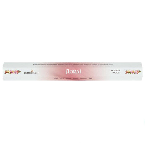 Incense. Floral - Full Moon Designs