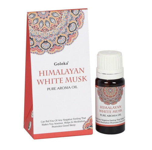 Fragrance oil. Himalyan White Musk - Full Moon Designs