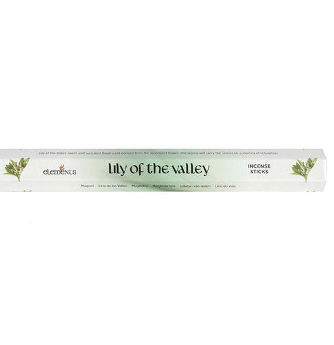 Incense. Lily of the Valley - Full Moon Designs