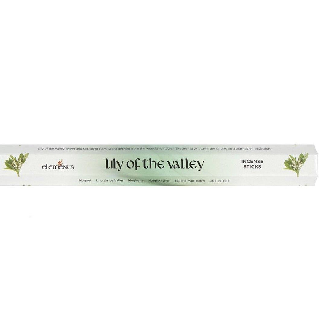 Incense. Lily of the Valley