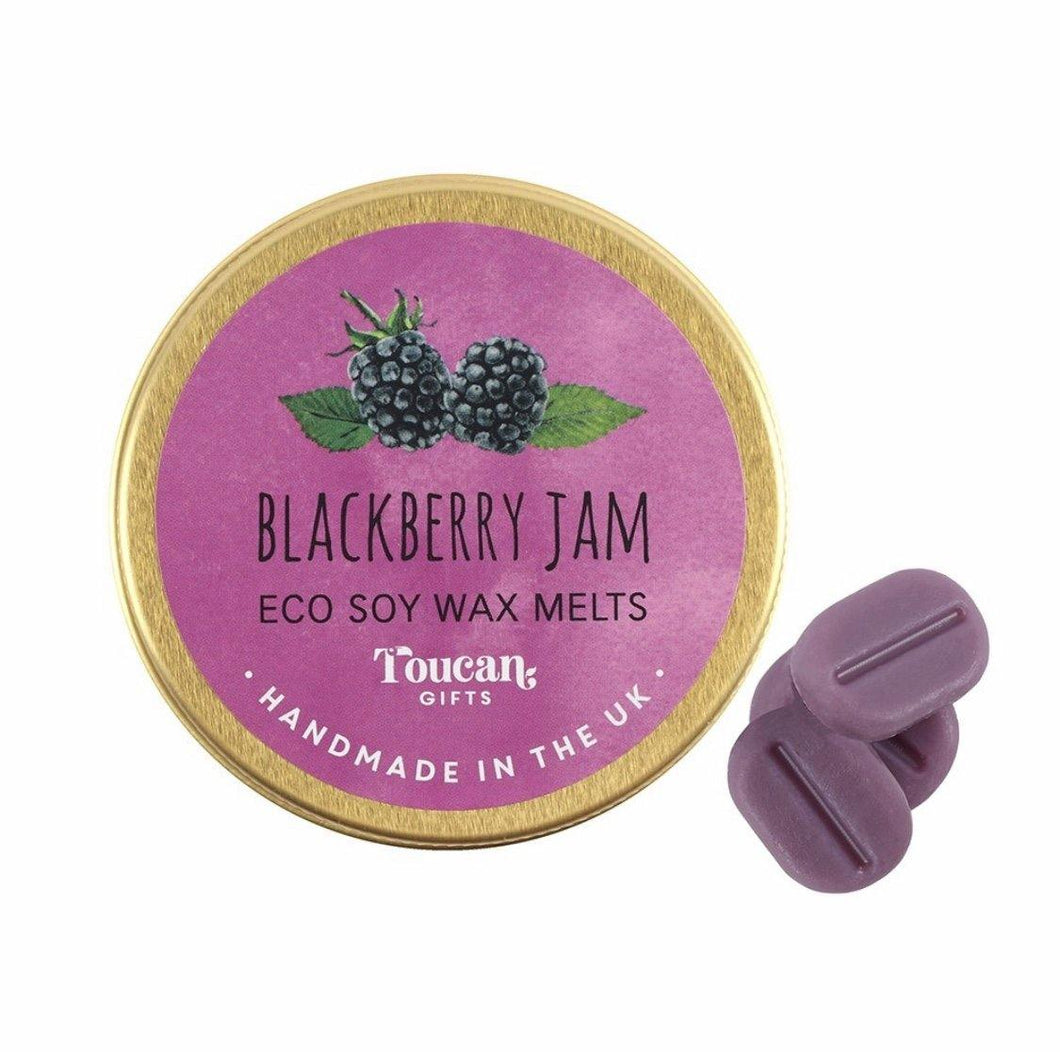 Soy Wax Melts. Blackberry Jam - Full Moon Designs
